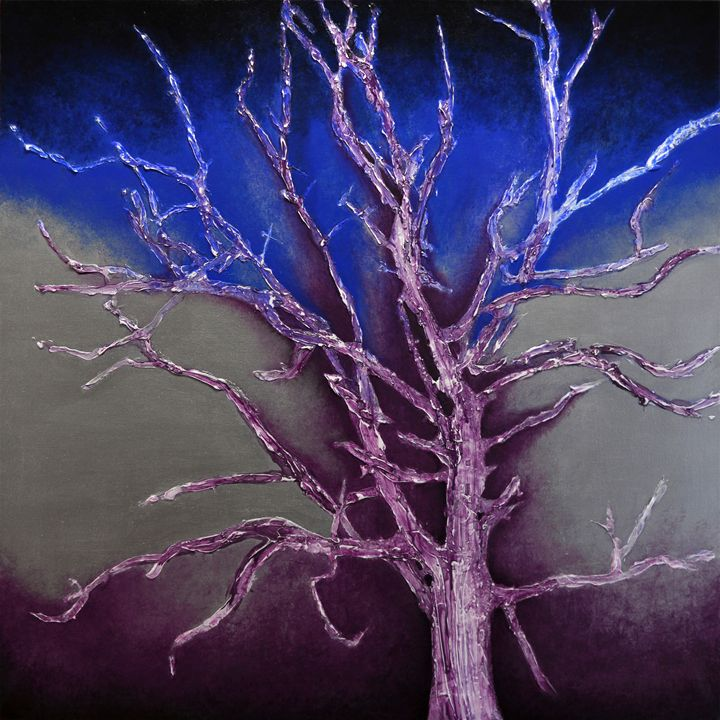 Tree in the night - Rescope
