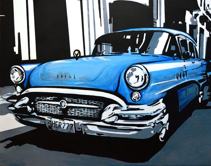 Old Car - Rescope