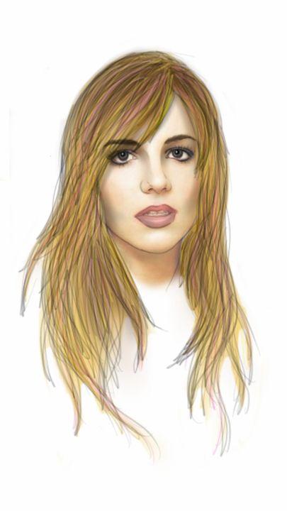Britney Spears - Ram's Artworks