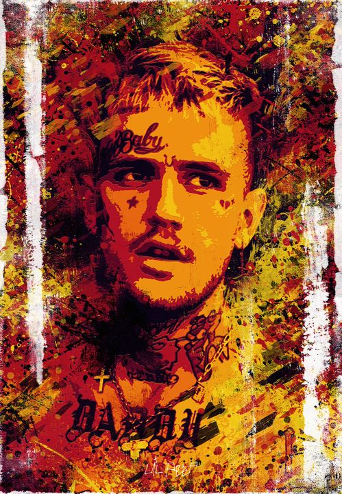 Art pop lil peep Joyner Lucas