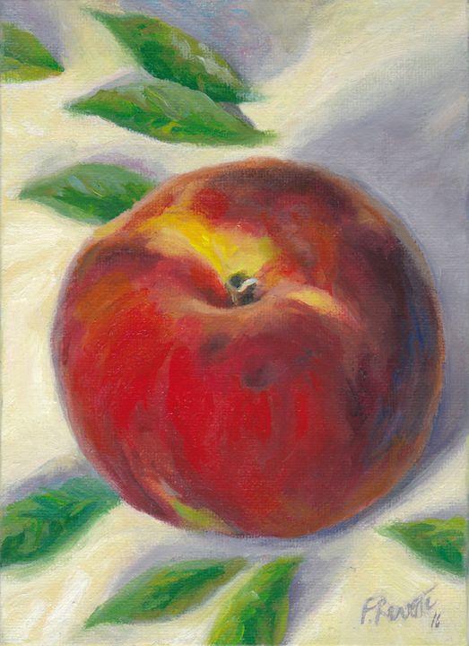 Peach in the Light - Frederic Reverte's Gallery