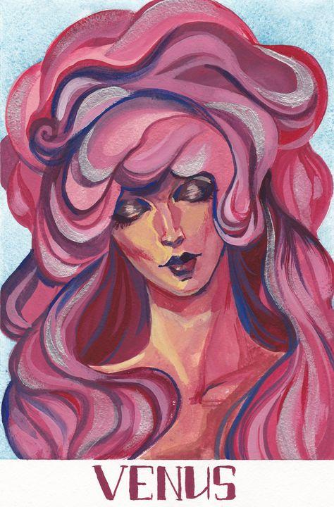 Venus - Ksenia Katastrofa Art and photo