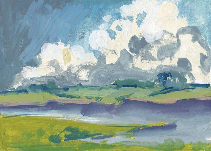 Clouds - Ksenia Katastrofa Art and photo
