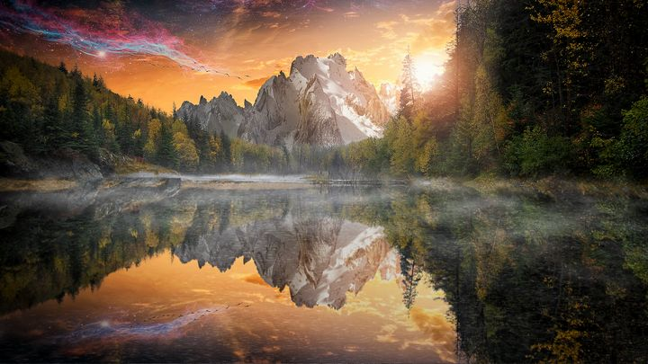 Lakeside View - Tripp Slevin