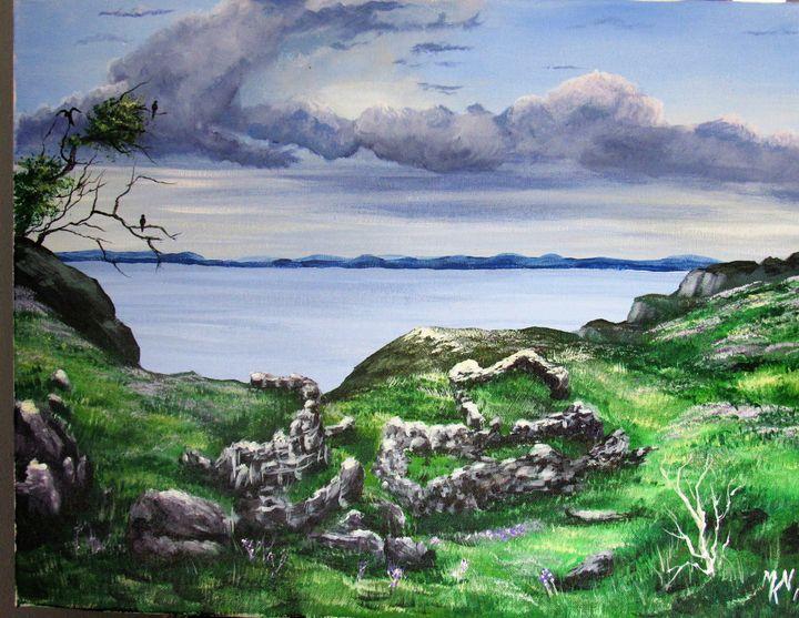 Scottish Highlands - Marie Knotts-Nelson