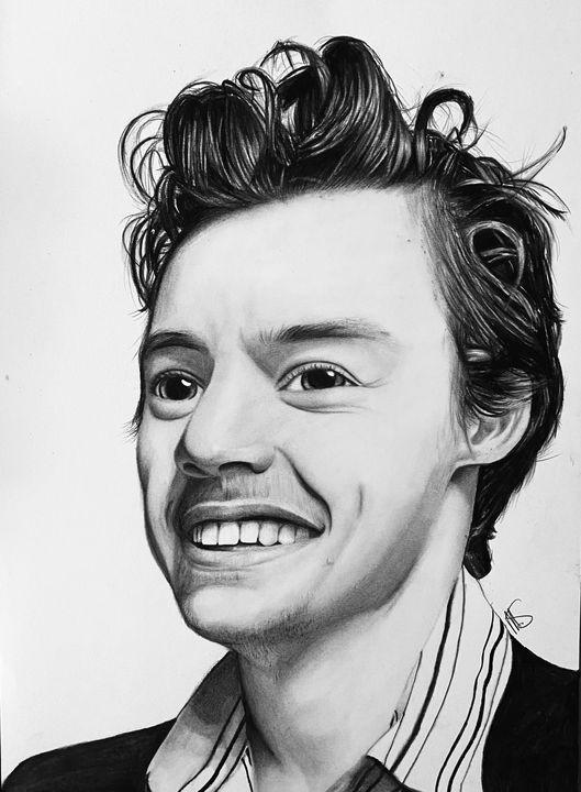 Harry Styles - Maisie Smith Art