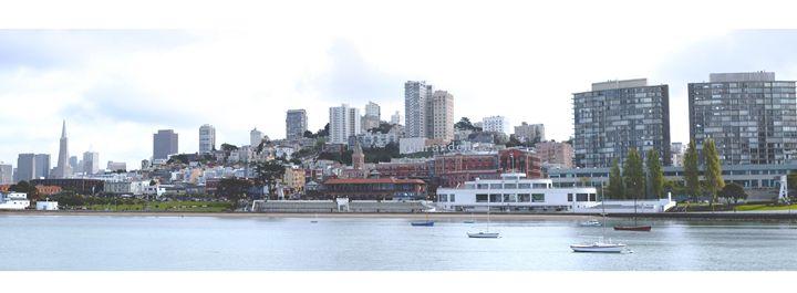 San Francisco Wharf - M. Nanna Photography