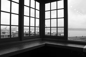 Window to Seattle