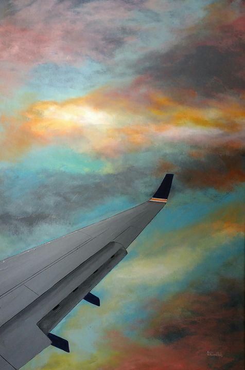Journey to Heaven ( Aviation series) - Deepraj Vedpathak