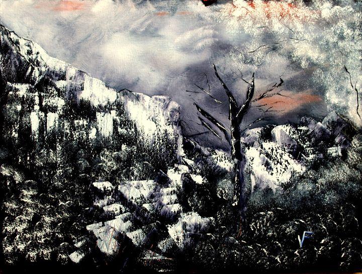 Cold Canyon - Farrugia Art