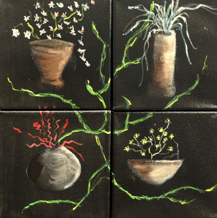 PLANTERS - Farrugia Art