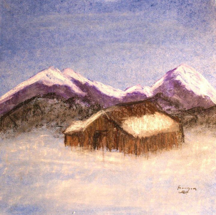 Flagstaff Retreat - Farrugia Art