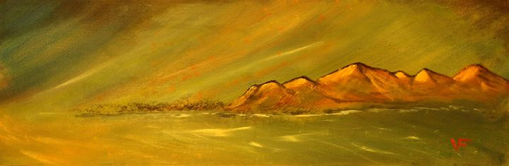 Lake Pleasant - Farrugia Art
