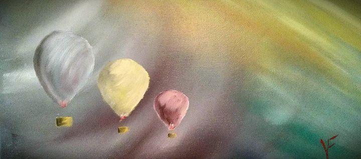 Airtime - Farrugia Art