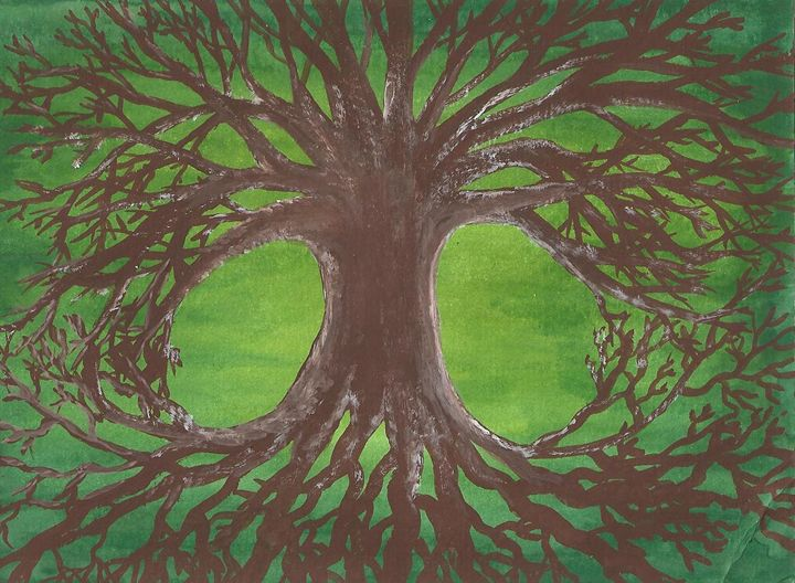 Tree of life - Mary's Gallery