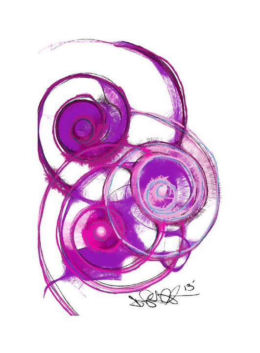 Spirals a3 - 5 Eyes Wide