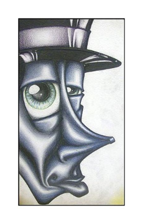 Da Real Blues - 5 Eyes Wide