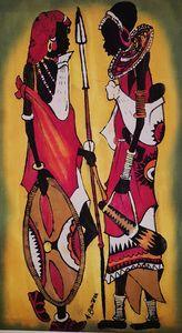 A Maasai Family