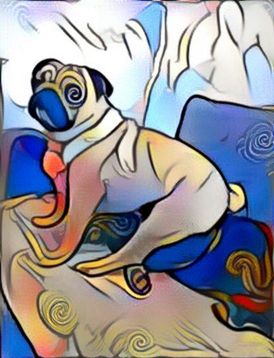 Dog - Alex Ovechkina