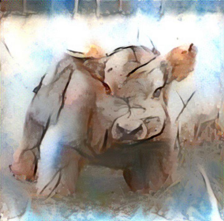Goby baby - Alex Ovechkina