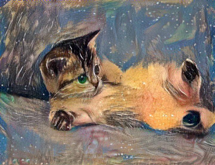 Kitten - Alex Ovechkina