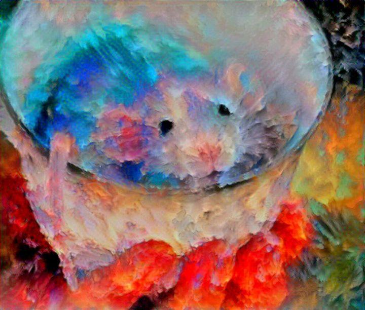 Color mouse - Alex Ovechkina