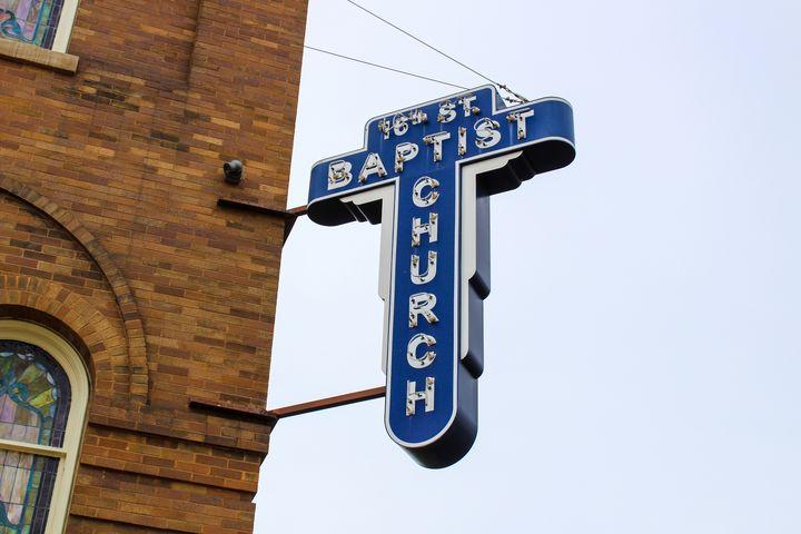 16th St Baptist Church - Stephanie Claytor