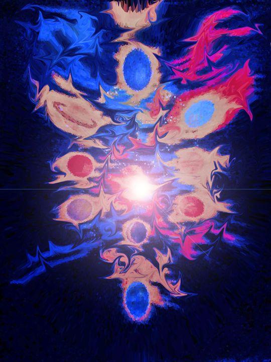 Planes of Consciousness - Bhean Spiorad Art