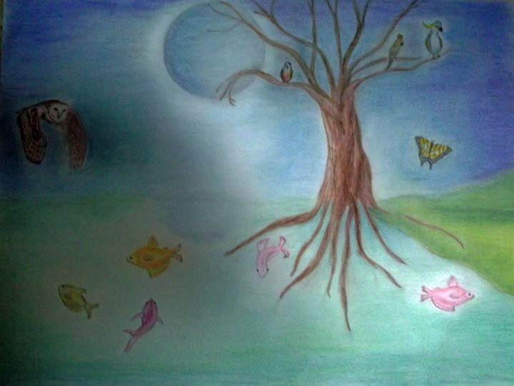 Spring Again - Bhean Spiorad Art
