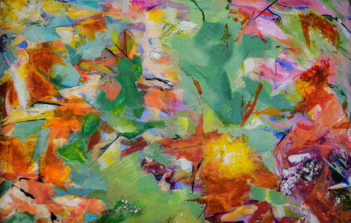 Autumn Leaves - Farah's Art