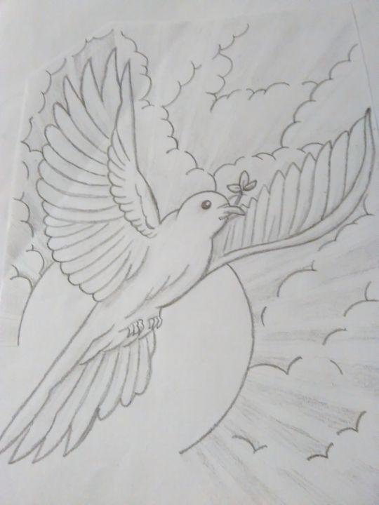 dove - Cameron's art
