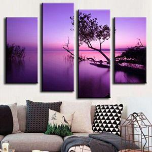 Framed ,stretched Canvas Art