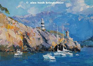 Puerto de Soller VIII - Alex Hook Krioutchkov