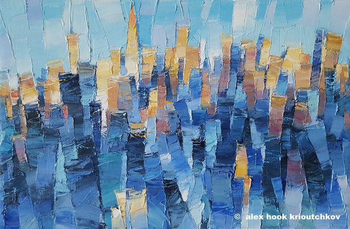 New York XIV - Alex Hook Krioutchkov