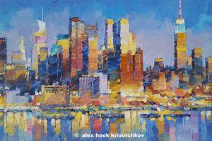 NY XXI - Alex Hook Krioutchkov