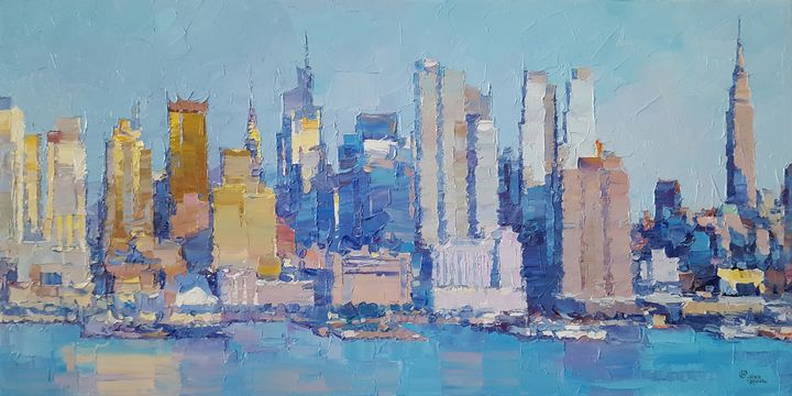 New York IX - Alex Hook Krioutchkov