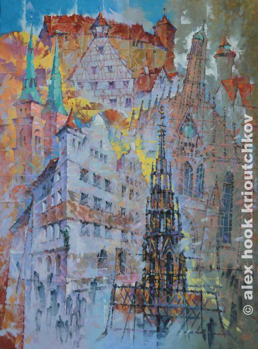 Nurenberg III - Alex Hook Krioutchkov