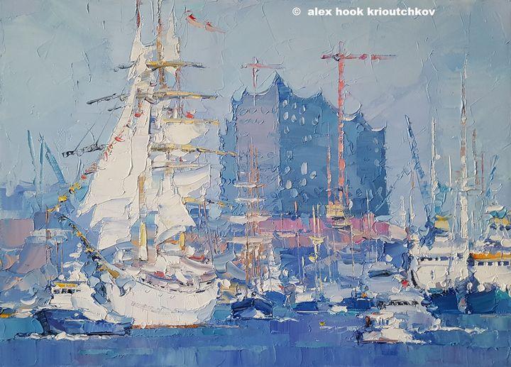 Hamburg III - Alex Hook Krioutchkov