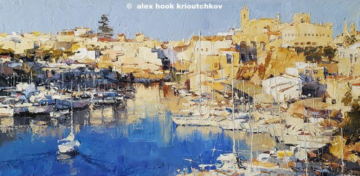 Ciutadella IX - Alex Hook Krioutchkov