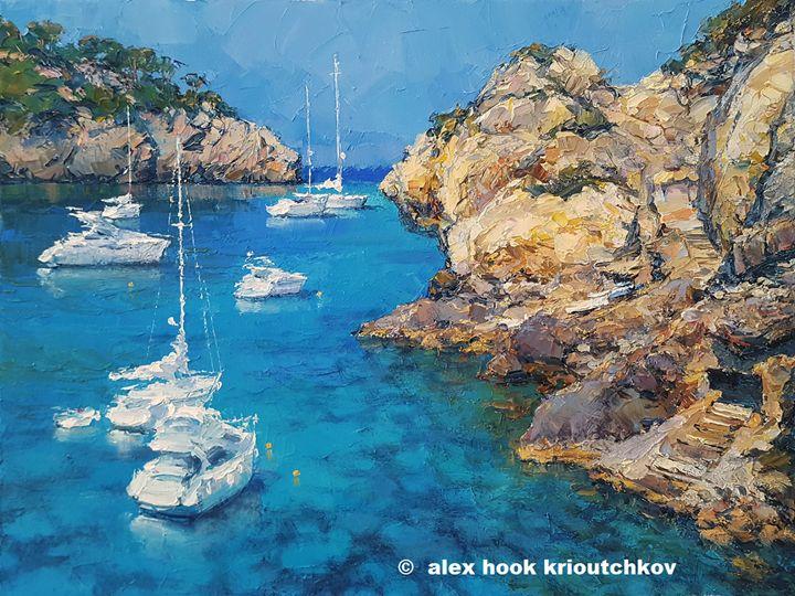 Costa de Deia III - Alex Hook Krioutchkov