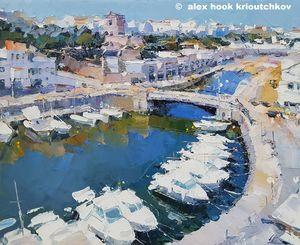 Ciutadella III - Alex Hook Krioutchkov