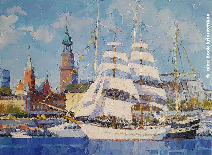 Hamburg II - Alex Hook Krioutchkov