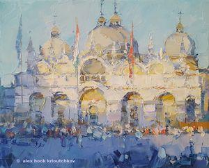 Venice XVI - Alex Hook Krioutchkov