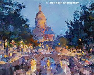 Amsterdam II - Alex Hook Krioutchkov