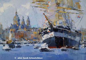 Sail Amsterdam III - Alex Hook Krioutchkov