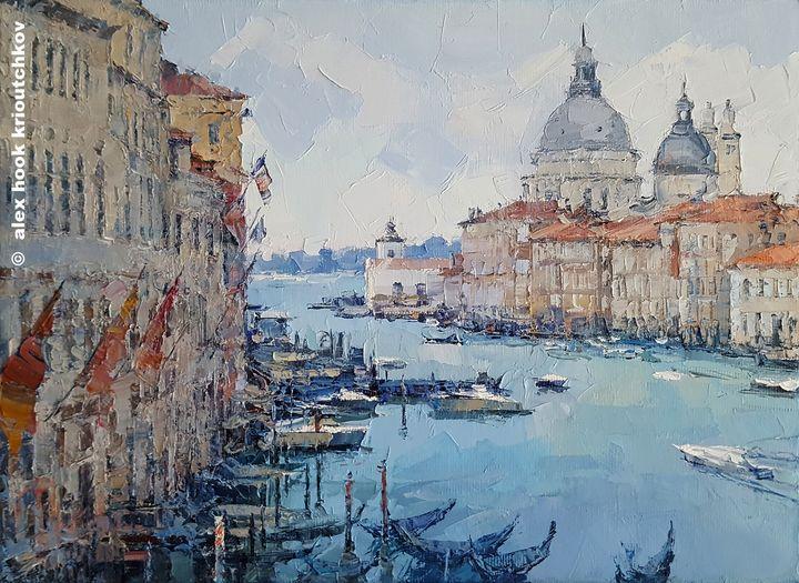 Venice XIII - Alex Hook Krioutchkov