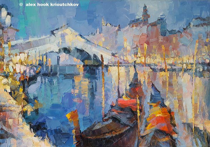 Venice XIX - Alex Hook Krioutchkov