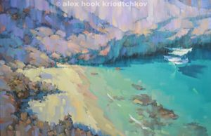 Calo des Moro II - Alex Hook Krioutchkov