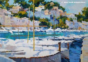 Cala Figuera XXII - Alex Hook Krioutchkov