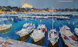 Palma de Mallorca XXVI - Alex Hook Krioutchkov